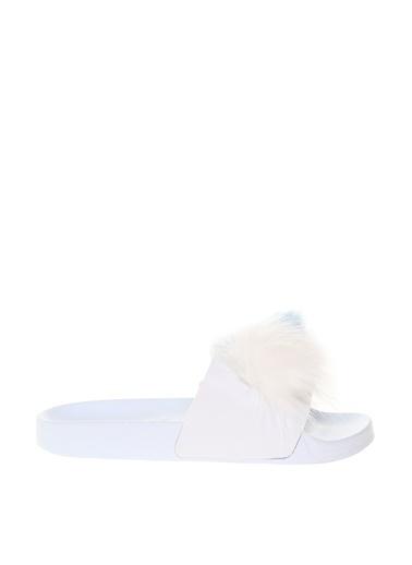 Asymmetry Terlik Beyaz